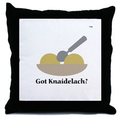 Pesach leaning pillow